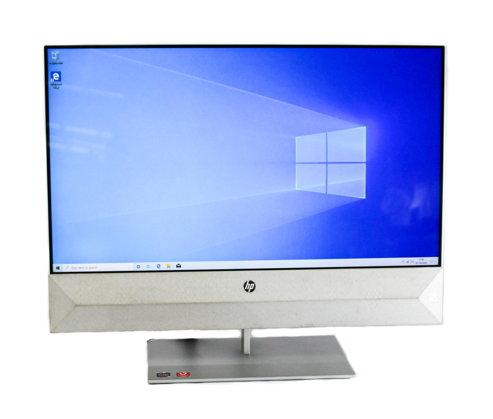 """HP Pavilion 24-xa0181na 23.8"""" AiO PC AMD Ryzen 5/256GB SSD/1TB HDD/16GB RAM"""